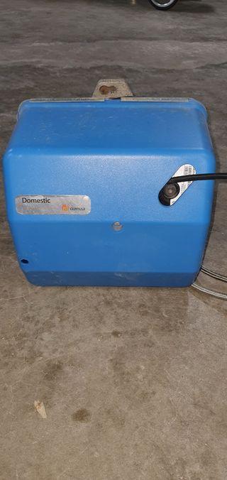 despiece de caldera de gasoi domusa
