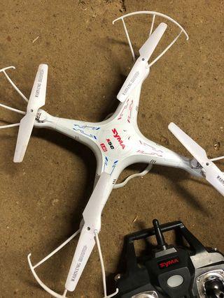 Dron para iniciación económico