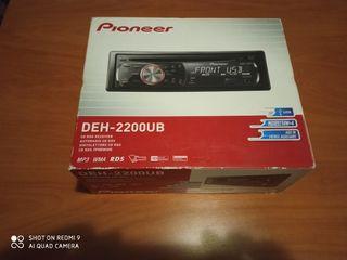 Autoradio CD RDS PIONEER DEH-2200UB
