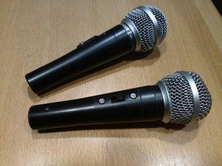 SHURE micrófonos