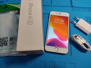 Iphone 6s 64gb. gold( bateria nueva)