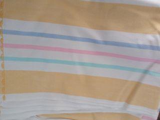 Sabanas cama de algodón
