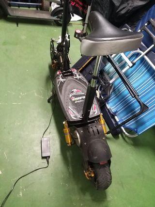 Patinete eléctrico IMR RACING 2100W