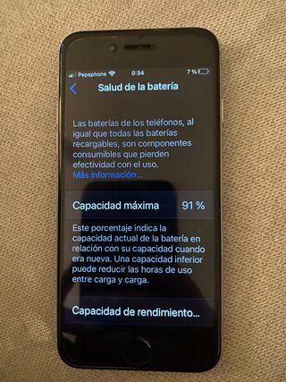 IPHONE 6S ~ 91% batería funcionando PERFECTO