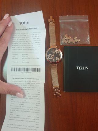 Reloj Tous Esfera IP Oro Rosado