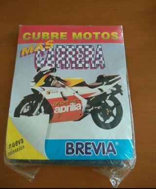 Cubre motos BREVIA más carrera