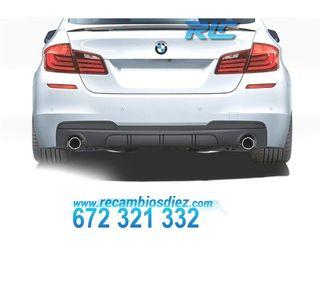 DIFUSOR PARACHOQUES TRASERO BMW F10 / F11 M-TECH (