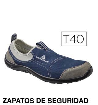 Zapatos de seguridad deportivos.
