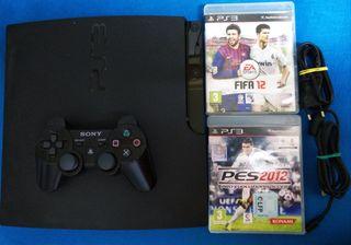 Consola Sony Playstation 3 (*) ps3