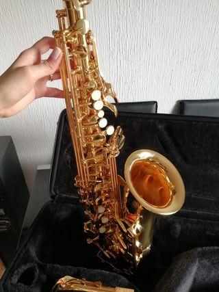 Saxofón alto Yamaha