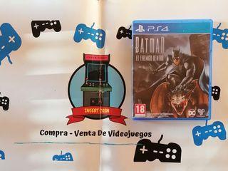 BATMAN EL ENEMIGO DENTRO - PS4