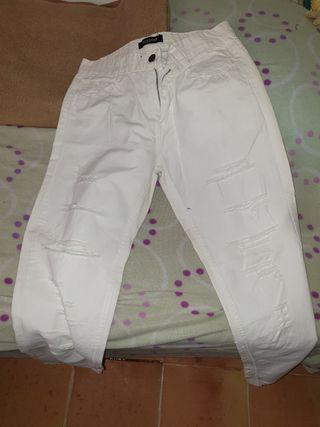 pantalones nuevos