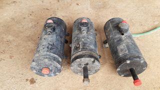 filtro y bombas de abonado
