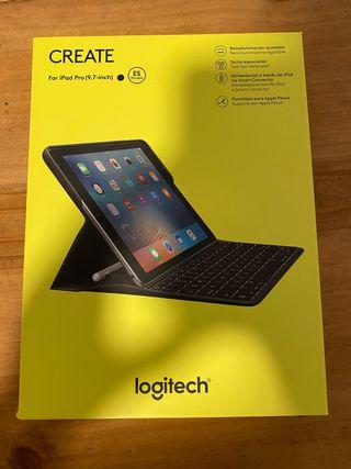 Teclado iPad Pro logitech