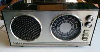 Radio antigua Inter Euromodul
