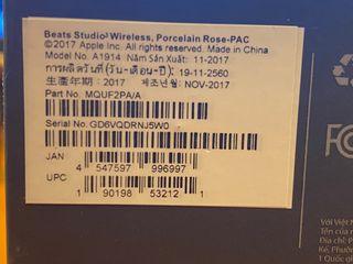 Beats Studio 3 Wireless *ver fotos