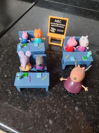 classe pepa pig