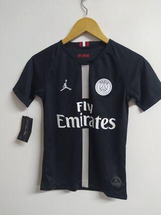 jordan x PSG niño camiseta de futbol