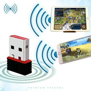 Adaptador inalámbrico de Wifi USB