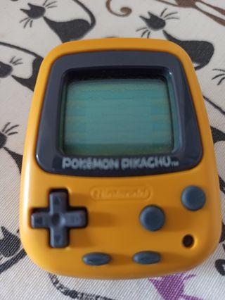 tamagotchi pokemon picachu nintendo original