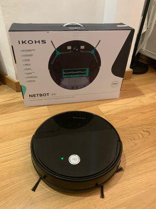 Aspiradora robot IKOHS netbot S15
