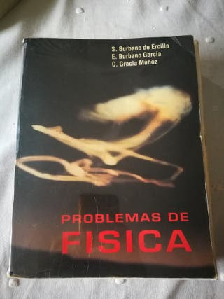 Libro problemas de fisica. Burbano