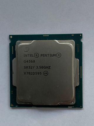 intel pentium G4560 socket 1151 a 3.5Ghz 4 HILOS