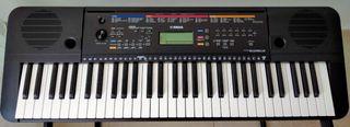 Piano electrónico Yamaha e263