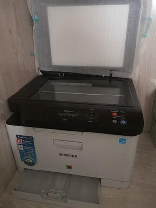 impresora Samsung xpress colour toner