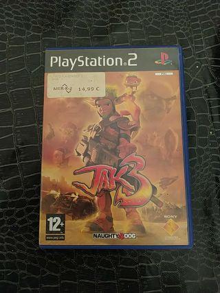 juego Jak 3