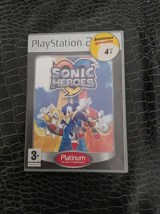 juego sonic