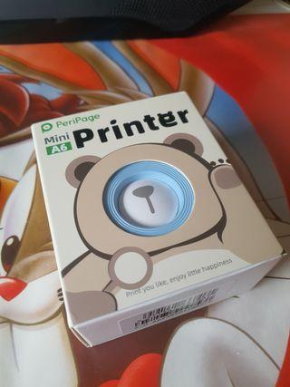 mini impresora para movil PERIPAGE