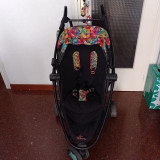 silla de paseo quinny zapp xtra