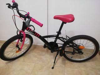 Bicicleta 20 pulgadas Misti Girls 320