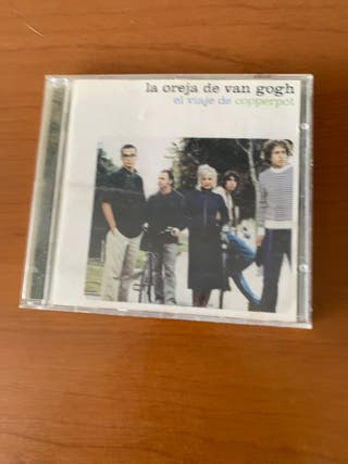 CD La Oreja de Van Gogh