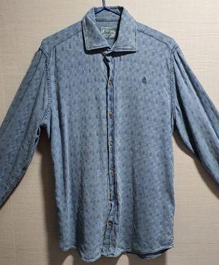 Scalpers Camisa Azul