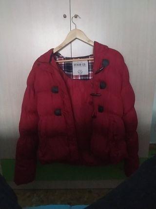 chaqueta plumifero