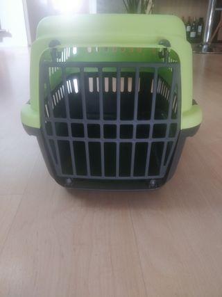 transportin gato o perro pequeño