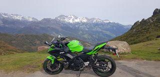 Kawasaki ninja 650 KRT ABS