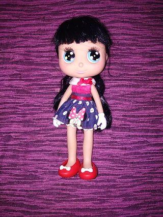 Muñeca Minnie de Famosa