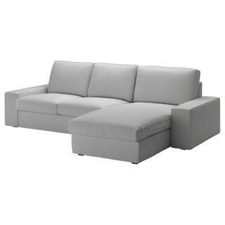 Sofa 3 plazas Kivik Ikea