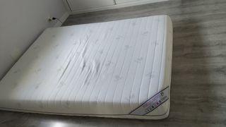 colchón viscoelástico 1,50 *2 metros
