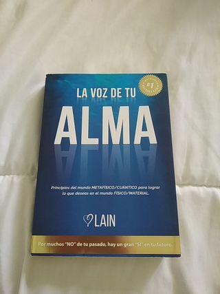 la voz de tu alma Lain Calvo