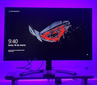monitor LG 4k ips