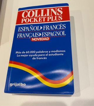 Diccionario Collins francés