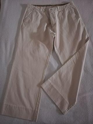 Pantalón corte chinos talla 46-48