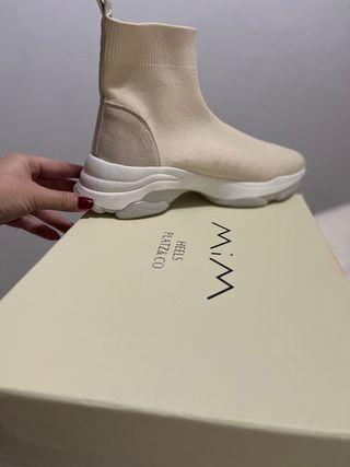 Zapatillas MiM nuevas