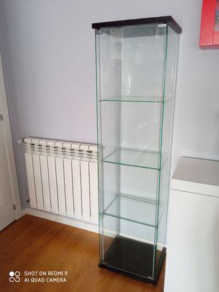 Vitrina DETOF Ikea
