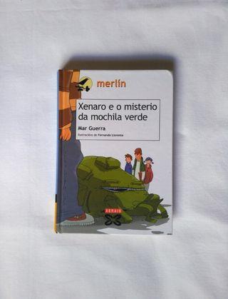 Libro Xenaro e o misterio da mochila verde