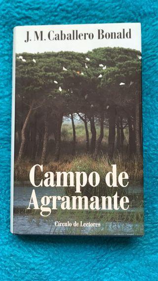"""Libro """"Campo de Agramante"""""""